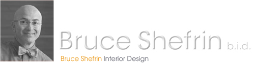 Bruce Shefrin Interior Design